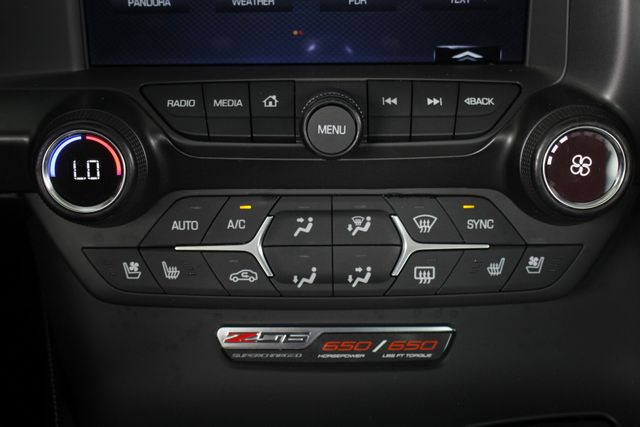 2015 Chevrolet Corvette Z06 3LZ - UPGRADED WHEELS - TRANSPARENT TOP! Mooresville , NC 35