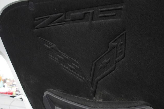 2015 Chevrolet Corvette Z06 3LZ - UPGRADED WHEELS - TRANSPARENT TOP! Mooresville , NC 51