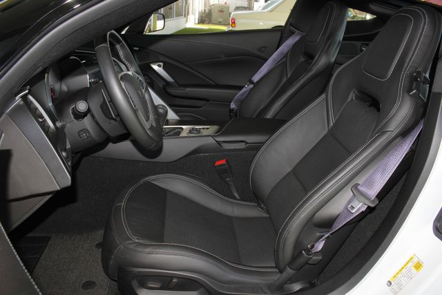 2015 Chevrolet Corvette LT - ZF1 APPEARANCE & CARBON FLASH PKGS! Mooresville , NC 7