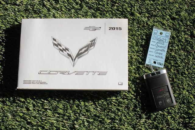 2015 Chevrolet Corvette LT - ZF1 APPEARANCE & CARBON FLASH PKGS! Mooresville , NC 16