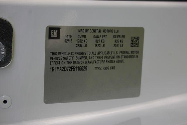 2015 Chevrolet Corvette LT - ZF1 APPEARANCE & CARBON FLASH PKGS! Mooresville , NC 43