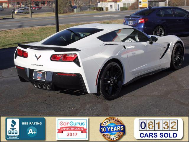 2015 Chevrolet Corvette LT - ZF1 APPEARANCE & CARBON FLASH PKGS! Mooresville , NC 2