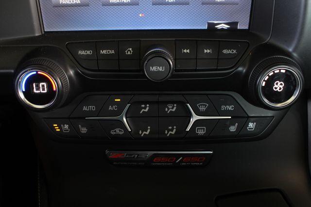 2015 Chevrolet Corvette Z06 3LZ - CARBON FLASH GROUND EFFECTS PKG! Mooresville , NC 36