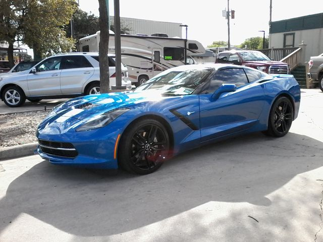 2015 Chevrolet Corvette 2LT Laguna Blue San Antonio, Texas 2