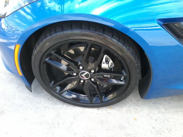 2015 Chevrolet Corvette 2LT Laguna Blue San Antonio, Texas 24