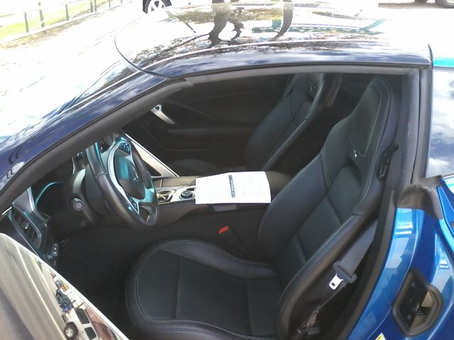 2015 Chevrolet Corvette 2LT Laguna Blue San Antonio, Texas 7