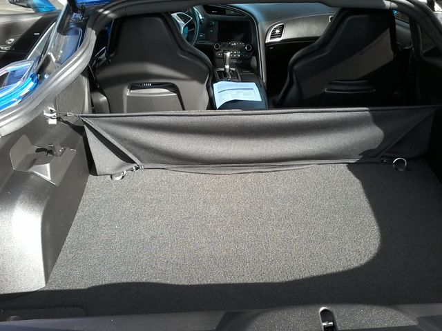 2015 Chevrolet Corvette 2LT Laguna Blue San Antonio, Texas 8