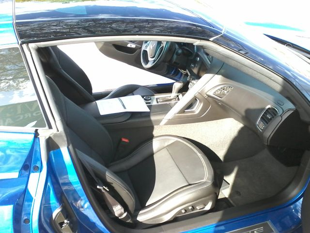 2015 Chevrolet Corvette 2LT Laguna Blue San Antonio, Texas 9