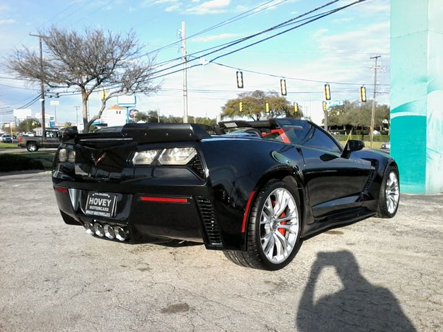 2015 Chevrolet Corvette Z06 3LZ San Antonio, Texas 4