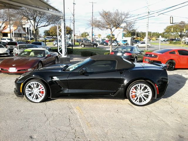 2015 Chevrolet Corvette Z06 3LZ San Antonio, Texas 2
