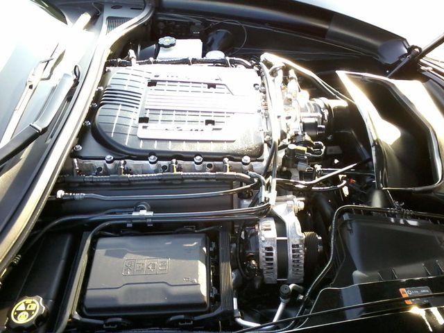 2015 Chevrolet Corvette Z06 3LZ San Antonio, Texas 44