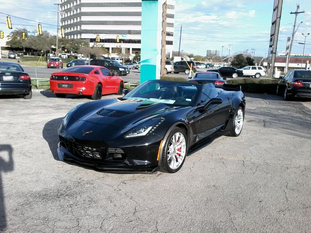 2015 Chevrolet Corvette Z06 3LZ San Antonio, Texas 8