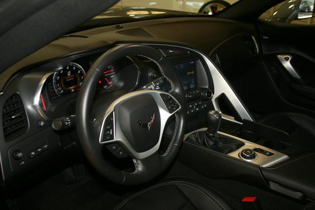 2015 Chevrolet Corvette Stingray Z51 2LT Houston, Texas 8