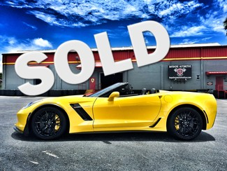 2015 Chevrolet Corvette Z06 3LZ LINGENFELTER CORSA 720HP Tampa, Florida