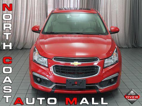 2015 Chevrolet Cruze LTZ in Akron, OH