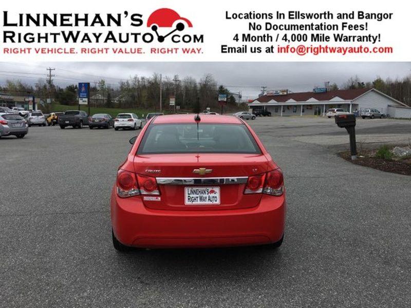 2015 Chevrolet Cruze LT  in Bangor, ME