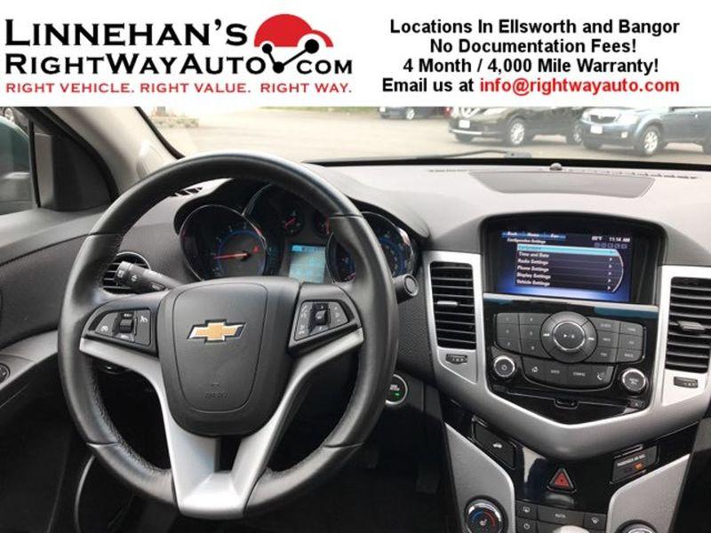2015 Chevrolet Cruze LTZ  in Bangor, ME