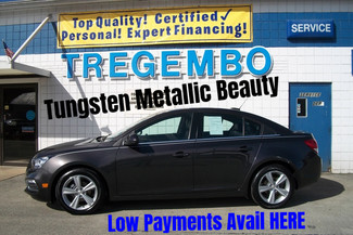 2015 Chevrolet Cruze 2LT Leather Bentleyville, Pennsylvania 1