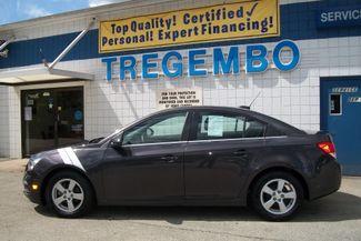 2015 Chevrolet Cruze LT Bentleyville, Pennsylvania 1