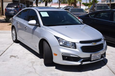 2015 Chevrolet Cruze LTZ in Cathedral City