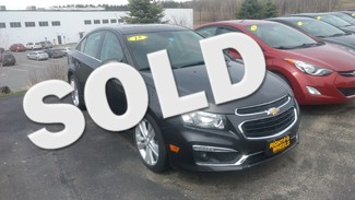 2015 Chevrolet Cruze LTZ in Derby, Vermont
