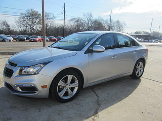 2015 Chevrolet Cruze LT Houston, Mississippi