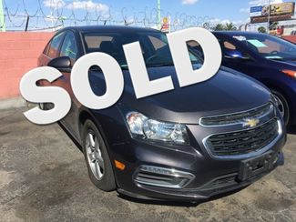 2015 Chevrolet Cruze LT AUTOWORLD (702) 452-8488 Las Vegas, Nevada