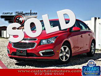 2015 Chevrolet Cruze LT | Lewisville, Texas | Castle Hills Motors in Lewisville Texas