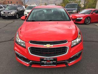 2015 Chevrolet Cruze LT LINDON, UT 4