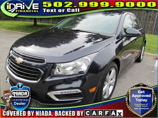 2015 Chevrolet Cruze LT | Louisville, Kentucky | iDrive Financial in Lousiville Kentucky