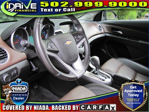 2015 Chevrolet Cruze LT | Louisville, Kentucky | iDrive Financial in Louisville, Kentucky