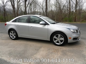2015 Chevrolet Cruze 2LT W/ LEATHER SEATS in  Tennessee