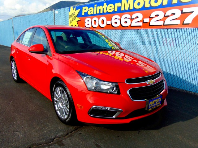 new 2015 chevrolet cruze for sale provo ut cargurus. Black Bedroom Furniture Sets. Home Design Ideas