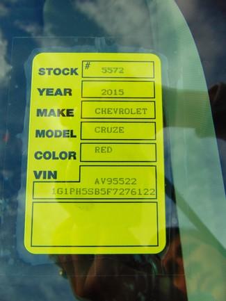 2015 Chevrolet Cruze ECO Nephi, Utah 6