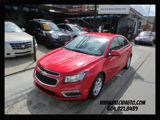 2015 Chevrolet Cruze LT, Guaranteed Credit Approval! Clean CarFax! New Orleans, Louisiana