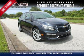 2015 Chevrolet Cruze in PINELLAS PARK, FL