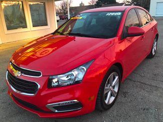 2015 Chevrolet Cruze LT Plainville, KS