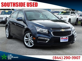 2015 Chevrolet Cruze LTZ | San Antonio, TX | Southside Used in San Antonio TX