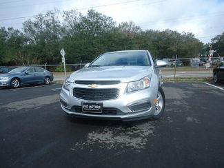 2015 Chevrolet Cruze LT SEFFNER, Florida 4