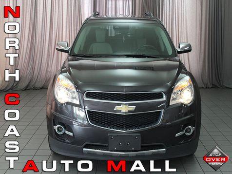 2015 Chevrolet Equinox LTZ in Akron, OH