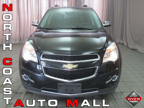 2015 Chevrolet Equinox LTZ in Akron, OH
