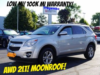 2015 Chevrolet Equinox AWD 2LT Bentleyville, Pennsylvania 5