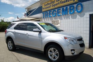 2015 Chevrolet Equinox AWD 2LT Bentleyville, Pennsylvania 17