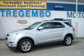 2015 Chevrolet Equinox AWD 2LT Bentleyville, Pennsylvania 46