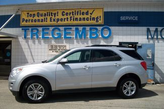 2015 Chevrolet Equinox AWD 2LT Bentleyville, Pennsylvania 1