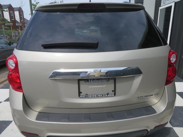 2015 Chevrolet Equinox LT Charlotte-Matthews, North Carolina 3