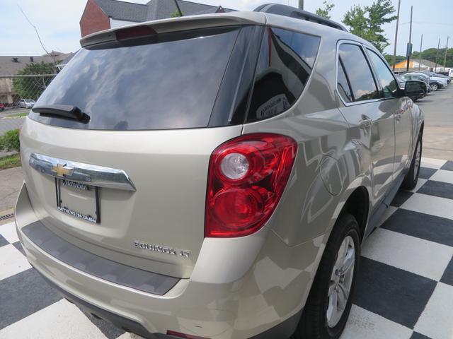 2015 Chevrolet Equinox LT Charlotte-Matthews, North Carolina 5