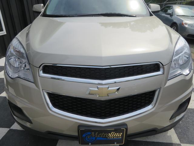 2015 Chevrolet Equinox LT Charlotte-Matthews, North Carolina 8