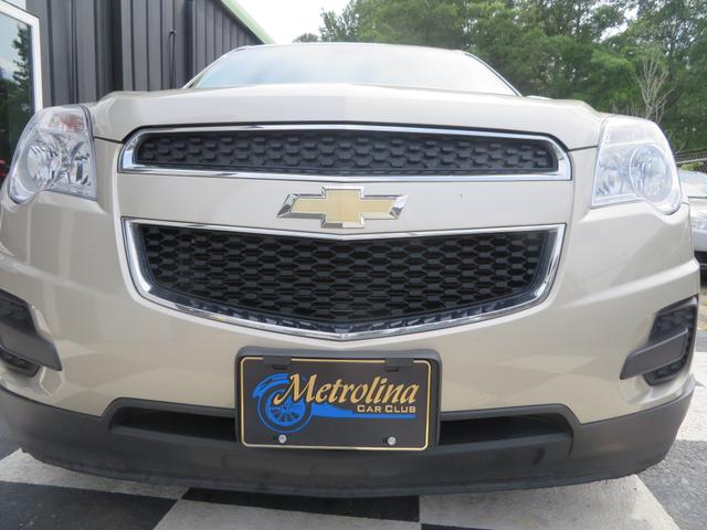 2015 Chevrolet Equinox LT Charlotte-Matthews, North Carolina 9