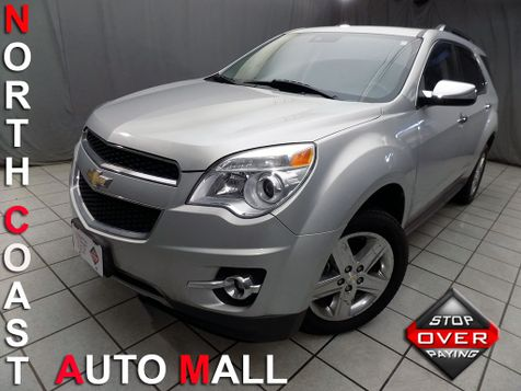 2015 Chevrolet Equinox LTZ in Cleveland, Ohio